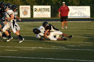 081310 AHS Raiders Varsity Intersquad Scrimmage 022