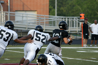 081310 AHS Raiders Varsity Intersquad Scrimmage 017