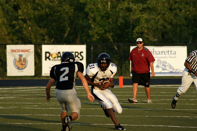 081310 AHS Raiders Varsity Intersquad Scrimmage 021
