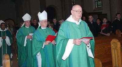 Monsignor Paul Lenz Receives Lifetime Achievement Award