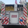 MES E2205 Pierce Quantum Hose Bed