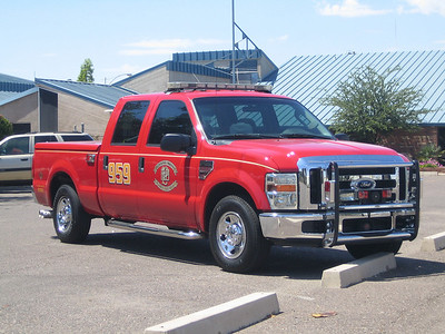 C959 2008 Ford F250 #822602 (ps)