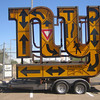 NY Street Sign Trailer