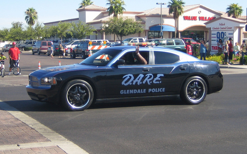 GLN PD Dare Dodge Charger