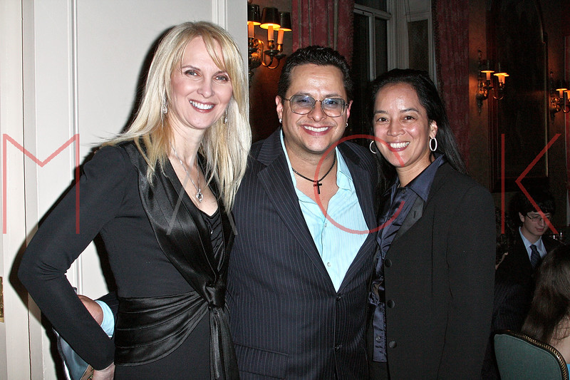 NEW YORK - APRIL 26:  Sara Herbert-Galloway, Tito Puente, Jr. and Cassandra Seidenfeld attend the 2nd Annual National Meningitis gala at the New York Athletic Club on April 26, 2010 in New York City.  (Photo by Steve Mack/S.D. Mack Pictures) *** Local Caption *** Sara Herbert-Galloway; Tito Puente; Jr.; Cassandra Seidenfeld