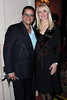 NEW YORK - APRIL 26:  Tito Puente, Jr. and Sara Herbert-Galloway attend the 2nd Annual National Meningitis gala at the New York Athletic Club on April 26, 2010 in New York City.  (Photo by Steve Mack/S.D. Mack Pictures) *** Local Caption *** Tito Puente; Sara Herbert-Galloway