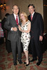 NEW YORK - APRIL 26:  Former U.S. Ambassador to Denmark John L. Loeb, Jr., Sharon Handler and Steven Tanger attend the 2nd Annual National Meningitis gala at the New York Athletic Club on April 26, 2010 in New York City.  (Photo by Steve Mack/S.D. Mack Pictures) *** Local Caption *** John L. Loeb; Jr.; Sharon Handler; Steven Tanger