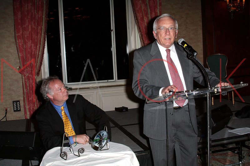 NEW YORK - APRIL 26:  Dr. Roger W. Yurt attends the 2nd Annual National Meningitis gala at the New York Athletic Club on April 26, 2010 in New York City.  (Photo by Steve Mack/S.D. Mack Pictures) *** Local Caption *** Roger W. Yurt