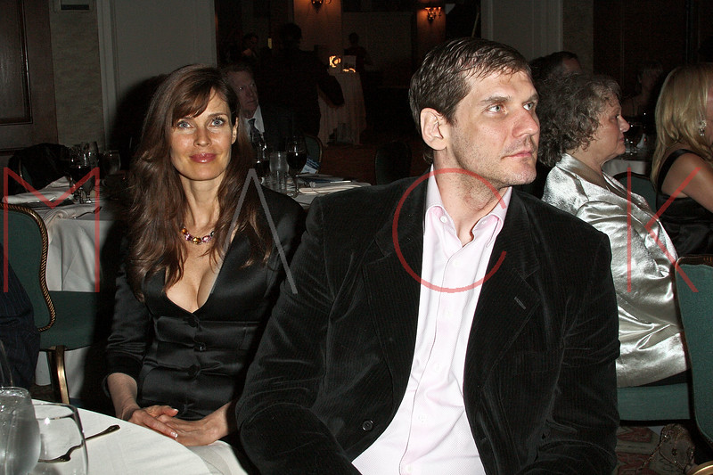NEW YORK - APRIL 26:  Model Carol Alt and Professional ice hockey player Alexei Valeryevich Yashin attend the 2nd Annual National Meningitis gala at the New York Athletic Club on April 26, 2010 in New York City.  (Photo by Steve Mack/S.D. Mack Pictures) *** Local Caption *** Carol Alt; Alexei Valeryevich Yashin