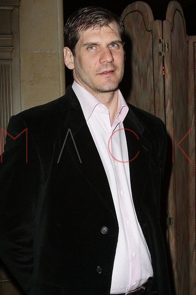 NEW YORK - APRIL 26:  Professional ice hockey player Alexei Valeryevich Yashin attends the 2nd Annual National Meningitis gala at the New York Athletic Club on April 26, 2010 in New York City.  (Photo by Steve Mack/S.D. Mack Pictures) *** Local Caption *** Alexei Valeryevich Yashin