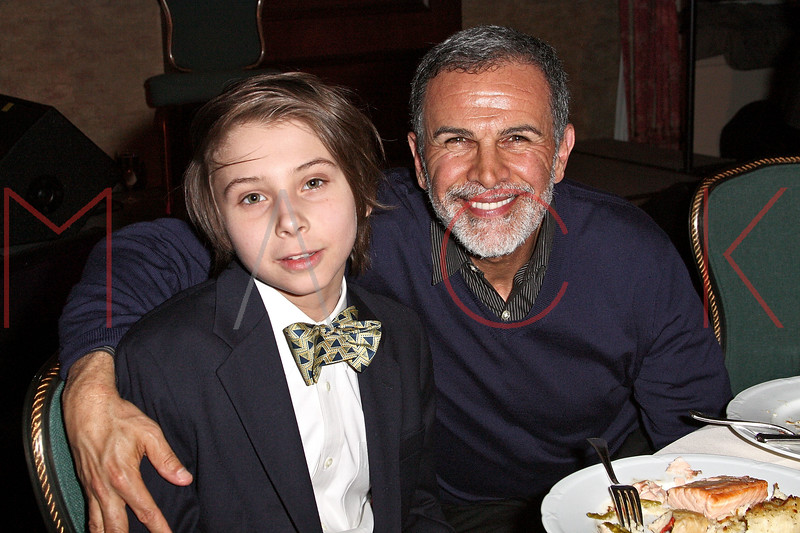 NEW YORK - APRIL 26:  Montana Thomas and Actor Tony Plana attend the 2nd Annual National Meningitis gala at the New York Athletic Club on April 26, 2010 in New York City.  (Photo by Steve Mack/S.D. Mack Pictures) *** Local Caption *** Montana Thomas; Tony Plana