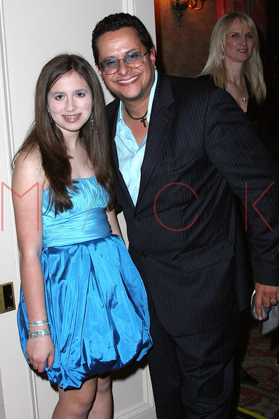 NEW YORK - APRIL 26:  Alana Galloway and Tito Puente, Jr. attend the 2nd Annual National Meningitis gala at the New York Athletic Club on April 26, 2010 in New York City.  (Photo by Steve Mack/S.D. Mack Pictures) *** Local Caption *** Alana Galloway; Tito Puente; Jr.