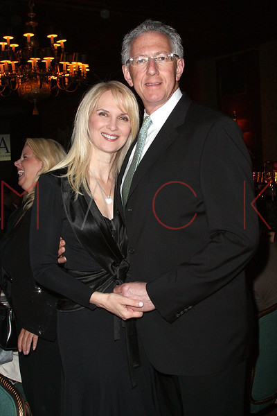 NEW YORK - APRIL 26:  Sara Herbert-Galloway and Barry Klarberg attend the 2nd Annual National Meningitis gala at the New York Athletic Club on April 26, 2010 in New York City.  (Photo by Steve Mack/S.D. Mack Pictures) *** Local Caption *** Sara Herbert-Galloway; Barry Klarberg