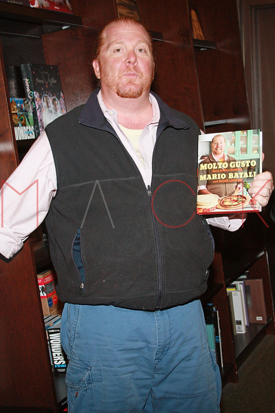 """book signing for """"Molto Gusto: Easy Italian Cooking At Home"""", New York, USA"""
