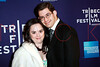 Monica & David premiere, New York, USA