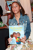 "NEW YORK - APRIL 03:  Author Ryan Elizabeth Peete promotes ""My Brother Charlie"" and ""Not My Boy!"" at Toys ""R"" Us on April 3, 2010 in New York City.  (Photo by Steve Mack/S.D. Mack Pictures) *** Local Caption *** Ryan Elizabeth Peete"