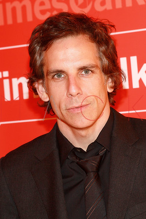 NEW YORK - APRIL 06:  TimesTalks Presents A Conversation With Ben Stiller at TheTimesCenter on April 6, 2010 in New York City.