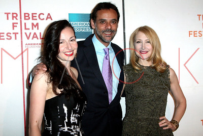 """New York, NY - April 25:  The """"Cairo Time"""" premiere during the 9th Annual Tribeca Film Festival, New York, USA."""