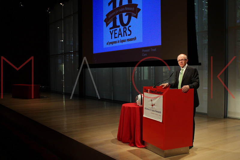 New York - August 11: Guests in attendance at Alliance for Lupus Research New York City Launch at The Times Center on Wednesday, August 11, 2010 in New York, NY.  (Photo by Steve Mack/S.D. Mack Pictures)