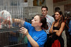 PORT WASHINGTON, NY - AUGUST 17:  ** EXCLUSIVE COVERAGE ** Runners attend the visit of team animal league at North Shore Animal League America on August 17, 2010 in Port Washington, New York.  (Photo by Steve Mack/S.D. Mack Pictures)
