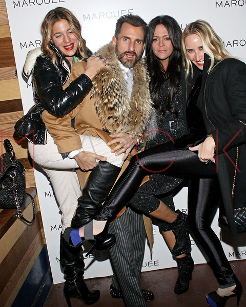 7th anniversary celebration of Marquee nightclub, New York, USA