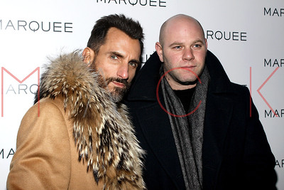 New York, NY - December 21:  The 7th anniversary celebration of Marquee nightclub, New York, USA.