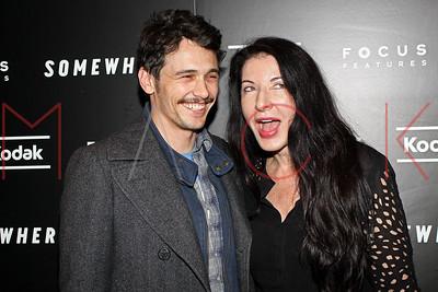 "New York, NY - December 12:  The New York Screening of ""Somewhere"", New York, USA."