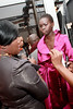 Korto Momolu Fall 2010 fashion show during Mercedes-Benz Fashion Week, New York, USA