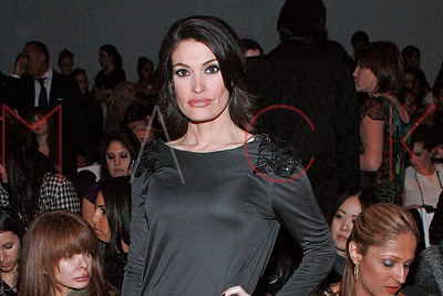 New York, NY - February 16:  The Tibi Fall 2010 fashion show during Mercedes-Benz Fashion Week, New York, USA.