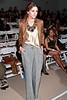 Tibi Fall 2010 fashion show during Mercedes-Benz Fashion Week, New York, USA