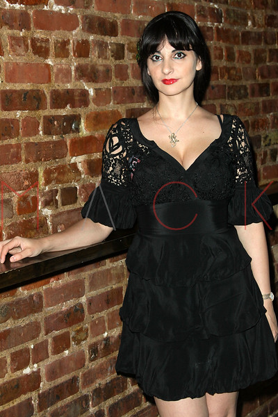 """NEW YORK - JULY 17:  Actress Yelena Sabel attends the """"Psycho-Path"""" cast party at Foundation on July 17, 2010 in New York City.  (Photo by Steve Mack/S.D. Mack Pictures) *** Local Caption *** Yelena Sabel"""