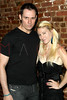 """NEW YORK - JULY 17:  Actors Keith Collins and Theresa Galeani attend the """"Psycho-Path"""" cast party at Foundation on July 17, 2010 in New York City.  (Photo by Steve Mack/S.D. Mack Pictures) *** Local Caption *** Keith Collins; Theresa Galeani"""
