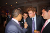 H.R.H. Prince Harry of Wales engages in conversation with Ambassador Lorenzo