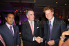H.E. Ambassador Francis Lorenzo, guest and Prince Harry of Wales