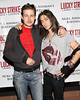 NEW YORK - JUNE 30:  Andrew Fitzsimons and Lips Velvet attend Noel Ashman's Birthday Party at Lucky Strike Lanes & Lounge on June 30, 2010 in New York City.  (Photo by Steve Mack/S.D. Mack Pictures) *** Local Caption *** Andrew Fitzsimons; Lips Velvet