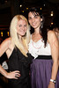 """NEW YORK - JUNE 24:  Theresa Galeani and Emily Niewendorp attend the cast party to celebrate the opening night of """"Smoke Em If You Got Em"""" at Johnny Utah's on June 24, 2010 in New York City.  (Photo by Steve Mack/S.D. Mack Pictures)"""