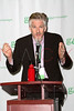 """unveiling of the """"E"""" campaign at the Go Green Expo to kick off Earth Day's 40th anniversary celebration, New York, USA"""
