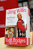 "book signing for Todd Bridges promoting ""Killing Willis"", New York, USA"