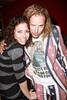 """""""Survivor"""" cast member reunion party, New York, USA"""