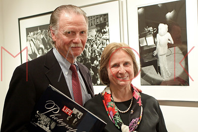 "New York, NY - November 04:  The ""Leica Focuses on LIFE"" opening reception, New York, USA."