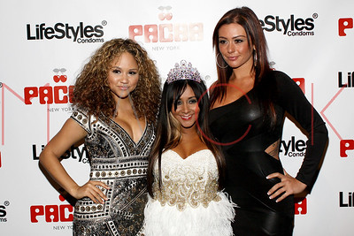 "New York, NY - November 20:  The 23rd birthday celebration for Nicole ""Snooki"" Polizzi's, New York, USA."