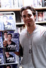 "Apolo Ohno promotes his book ""Zero Regrets"", New York, USA"