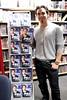 "Apolo Ohno promotes his book ""Zero Regrets"", New York, USA"