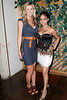 NEW YORK - SEPTEMBER 14:  Lara Yunaska and Kat DeLuna attend the Trump Golf After Party at Hudson Terrace on September 14, 2010 in New York City.  (Photo by Steve Mack/S.D. Mack Pictures) *** Local Caption *** Lara Yunaska; Kat DeLuna