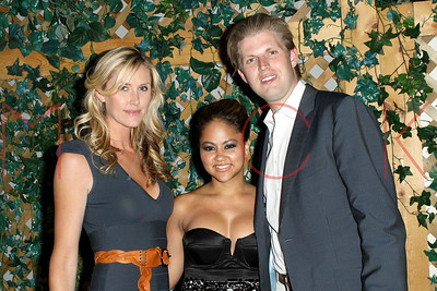 NEW YORK - SEPTEMBER 14:  The Trump Golf After Party at Hudson Terrace on September 14, 2010 in New York City.