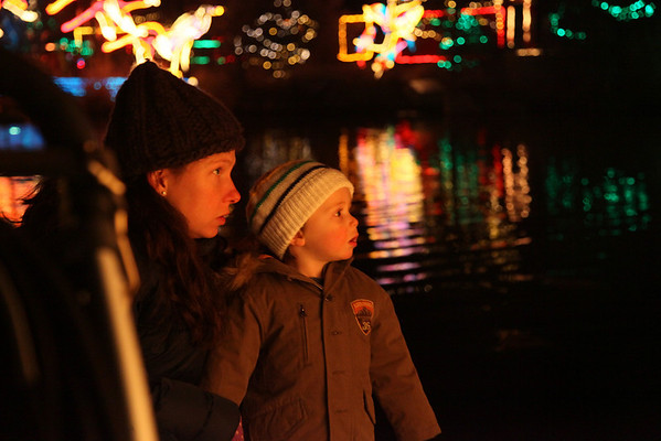 River of Lights in ABQ!