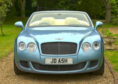 2010 Bentley GTC