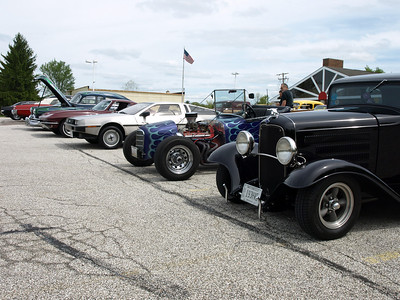Early Times Cruisers Spring Meeting