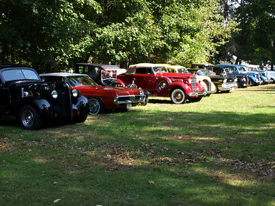 Early Times Cruisers Fall Meeting 101010