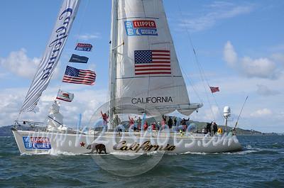 2010 Clipper Cup Departure